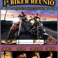 I Biker reunió fira Vila-motos