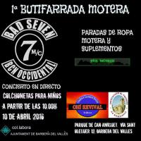 I Butifarrada motera Bad Seven