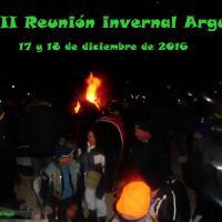 XLIII Reunión invernal Arguis
