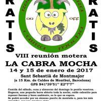 VIII Reunión libre La cabra Mocha.