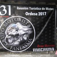 XXXI Reunión turística de motos Ordesa 2017