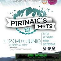 Concentración motera Moto-Pirinaics 2017