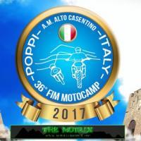 XXXVI F.I.M Motocamp 2017