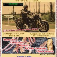 Moto esmorzar Botarell