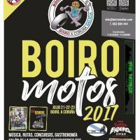 Concentración motera Boiro 2017