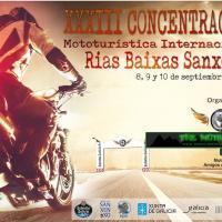 XXXIII Concentración internacional Rías Baixas Sanxenxo 2017