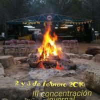 III Concentración invernal penya motera Paki Paya