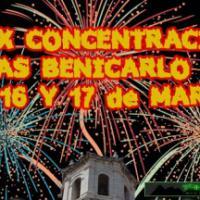 XXIX Concentración motociclísta Fallas Benicarló
