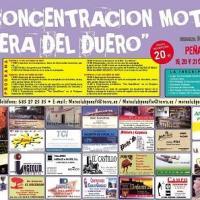 XII Concentración motera Ribera del Duero  2007