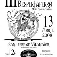 III Butifarrada Despertaferro 2008