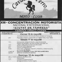 XIII Concentración Ciudad de Tárrega 2008