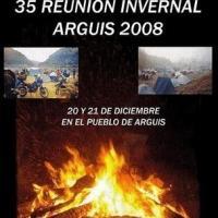 XXXV reunión invernal Arguis 2008