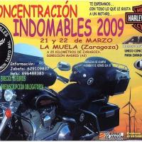 VIII Concentración Indomables 2009