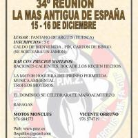 XXXIV reunión invernal de Arguis 2007