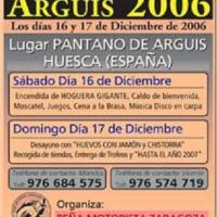 XXXIII Reunión invernal de Arguis 2006