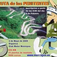 IV Ruta de los Penitentes 2009