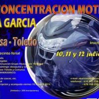 III Concentración motera Eva García