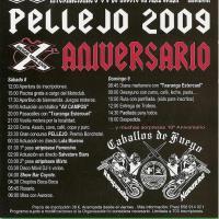 X Concentración de motos Pellejo 2009