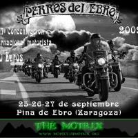 XVII Concentración internacional motorista Perros del Ebro 2009