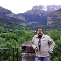 Valle de ordesa desde Torla
