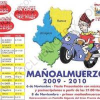Mañoalmuerzos 2009-2010