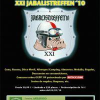 XXI Jabalistreffen 2010