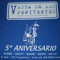 V Ruta de los Penitentes 2010
