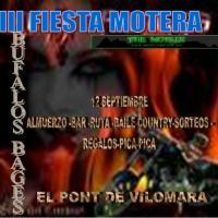 III Fiesta motera El Pont de Vilomara