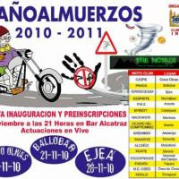 Mañoalmuerzos 2010-2011
