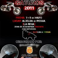 V Concentración motera Gatuños 2011
