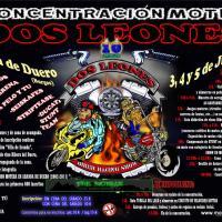 X Concentración motera Dos Leones