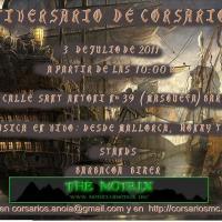 X Aniversario de Corsarios MC