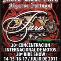 XXX Concentración internacional de motos Faro 2011