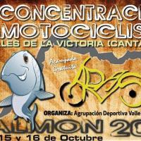 XI Concentración motociclísta Salmón 2011