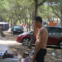 Salida Motrixera de camping
