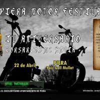V Piera motor festival