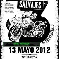 III Matinal custom Jabalíes Salvajes