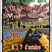 XVII Concentració motociclista Vila de Flix