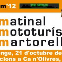 VIII Matinal mototurística Martorell 12