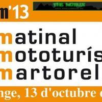 IX Matinal Mototurística Martorell