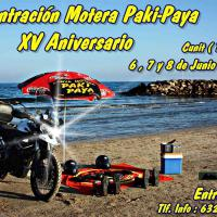 XV Concentración motera Paki Paya