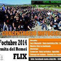 XIX Concentració motociclista Vila de Flix