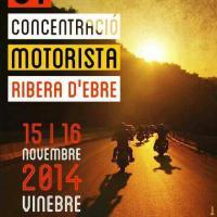 XXXI Concentració motorista Ribera d´Ebre