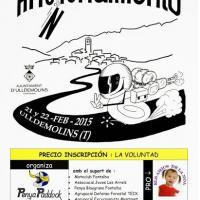 XXI Reunión motera Amotonamiento