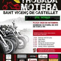 II Trobada motera Sant Vicenç de Castellet