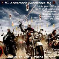 VI Aniversario Guardianes MG